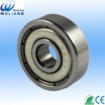 Stainless steel deep groove ball bearing - S625Z