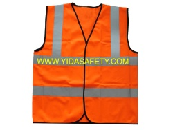 High visibility roadway reflective safety vest jackets - V-101
