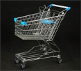 Shopping trolley - YRD-Y-100L (Asian St