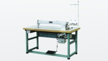 Computerized long arm sewing machine