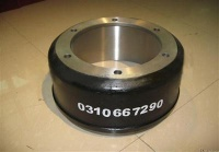 truck  Trailer  brake drums - yp01