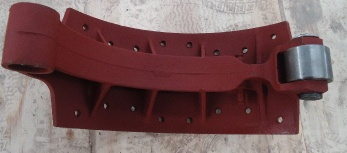 Benz Truck Casting Brake Shoes - yp03