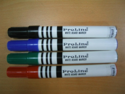 Bullet Point White Board Marker - YT-W501