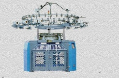 High Speed Single Jersey Knitting Machine - YCS3-4