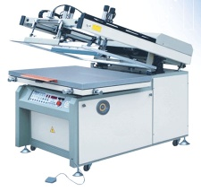 Economic Microcomputer Screen Printing Machine - TH-4060/6080/6090