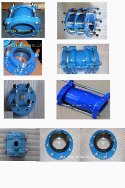 universal flange adaptor and universal coupling
