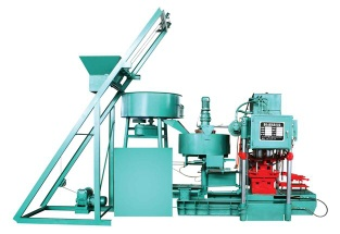 Cement roof tile making machine for sale terrazzo tile making machine supply plant brick making machinery ZCW-120