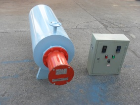 Electric Pipeline type Liquid Heater - 2
