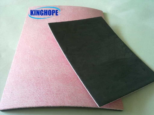 Cellulouse insole board with eva sheet