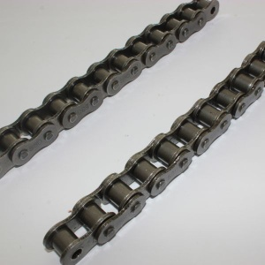 Four Sides Riveting 45Mn 520 Motorcycle Chain - 520