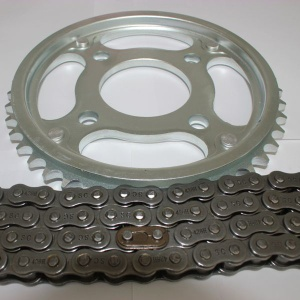 45# Steel Hot Sale Cheap Price Motorcycle Sprocket - All models available