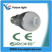 ir sensor 5630 smd led electric bulbs - ZLZ-QPD-6W-IR
