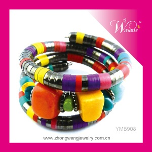 2012 New Popular Crystal Stretch Wrap Bracelet - bracelet