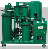 vacuum turbine oil purifier - TY-10