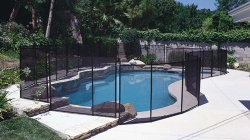 Swimming pool fence - 001