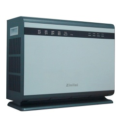 Movable Silent Air Cleaner With Several Purification Filter - ZIXILAI