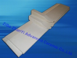 Aluminium Silicate Caster Tips Used For Continuous Aluminium Strip Casting - Caster Tips