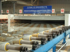 Sheet Glass Production Line - GLASS LINE
