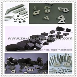 CBN inserts,CBN cutters,CBN cutting tools,Polycrystalline Cubic Boron Nitride inserts - CBN series tools
