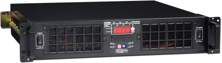 Pure sine wave inverter for rack mount model