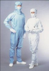 Cleanroom Apparel & Footwear - AA01,H001A