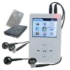 HDD Portable Multimedia MP3 MP4 Player(PMP0825) - PMP-825