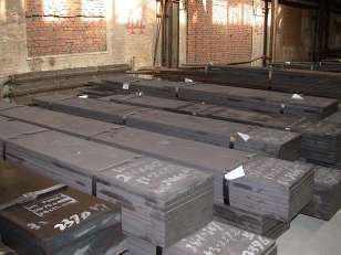 HOT ROLLED, FORGED STEEL FLAT BARS