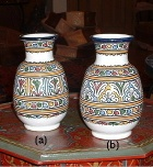 moroccan pottery of Safi - moroccan handcraft