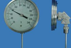 thermometer and gauges - 1