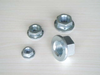 Hex Flange Nut - Hex Flange Nut