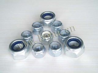 Self-Locking Nuts - Nylon InsertLock Nut