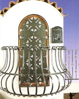 balcony,wrought iron, safety door, safe window,gate,