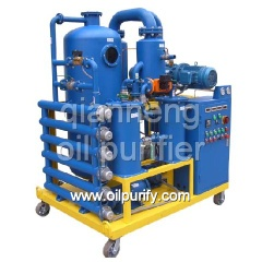 ZYD Insulating oil treatment plant - 8421