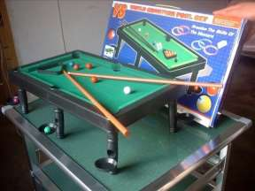 toys billiard table - CT-66661