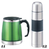 vacuum flask, thermos bottle - vacuum flask,mug,cup
