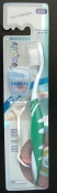 toothbrush with dental floss  FDA