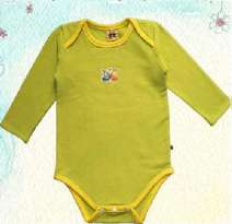Organic Cotton Bodysuit - 4