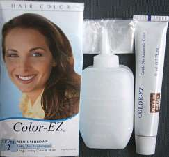 Hair Color Cream Kit 40mlx2