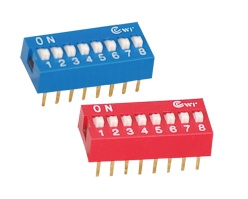 dip switch, smd switch,Rotary dip switch