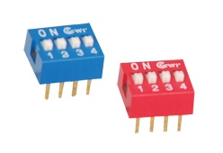 dip switch, rotary dip switch,SMD switch