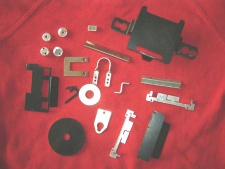 Electronics components - Eelctronics parts