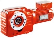EWS series Helical - worm gear reducer - EWS series