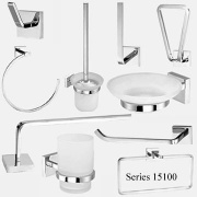 series 15100 - bathroom accessories