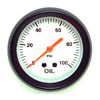 Oil pressure gauges - 2583