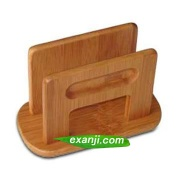 Bamboo Napkin Holder - AJDF-NH002