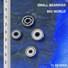 Miniature Ball Bearings - FL001