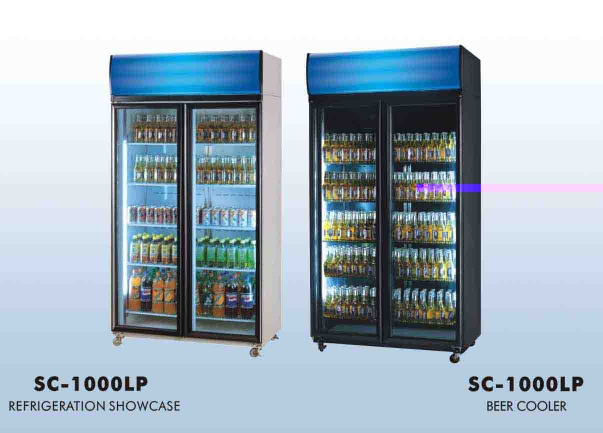 Refrigeration Showcase