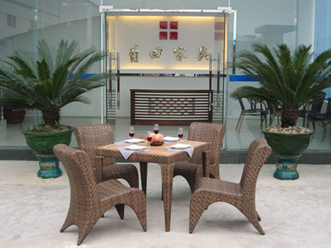 Dining Room on Rattan Dining Room Furniture