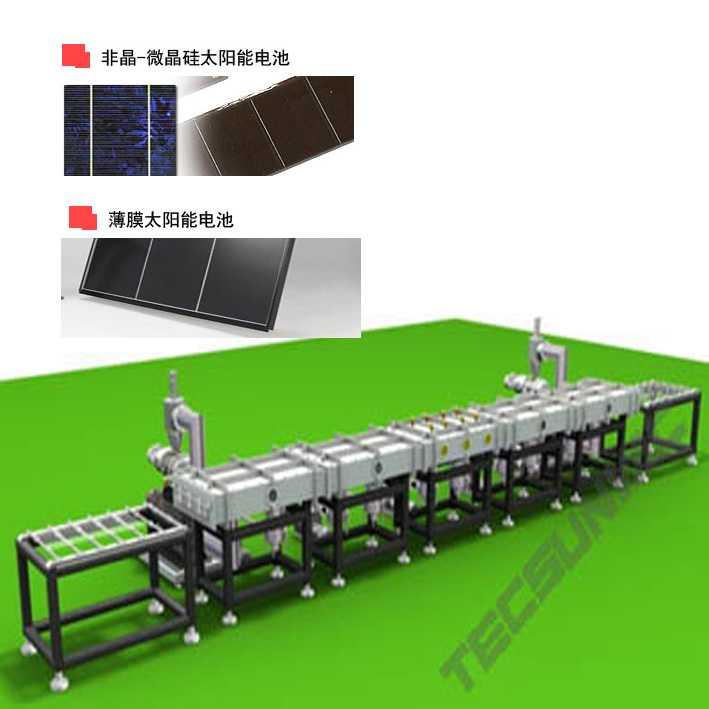 amorphous silicon solar cells. amorphous silicon PV solar
