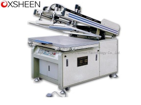 hold-in range model plane screen printing machine - XH-6090G/70110G/8012